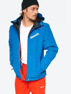 Waterproof Ski Jacket with Reflective Logo