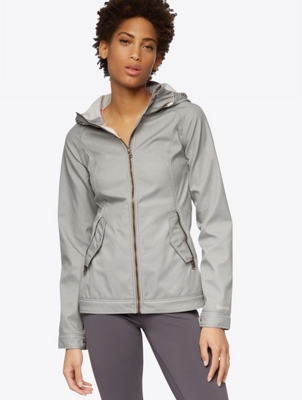 Waterproof Softshell Jacket with Hood