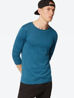 Soft Knit Jumper Xenial with Silk