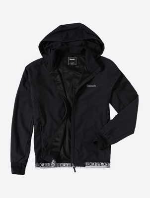 Windbreaker with Reflective Elements