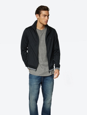 Lightweight Jacket in an Athletic Style
