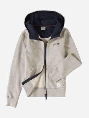 ZIP THRO HOODY SWEAT